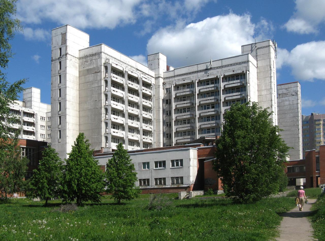 Ведомственные поликлиники в москве адреса