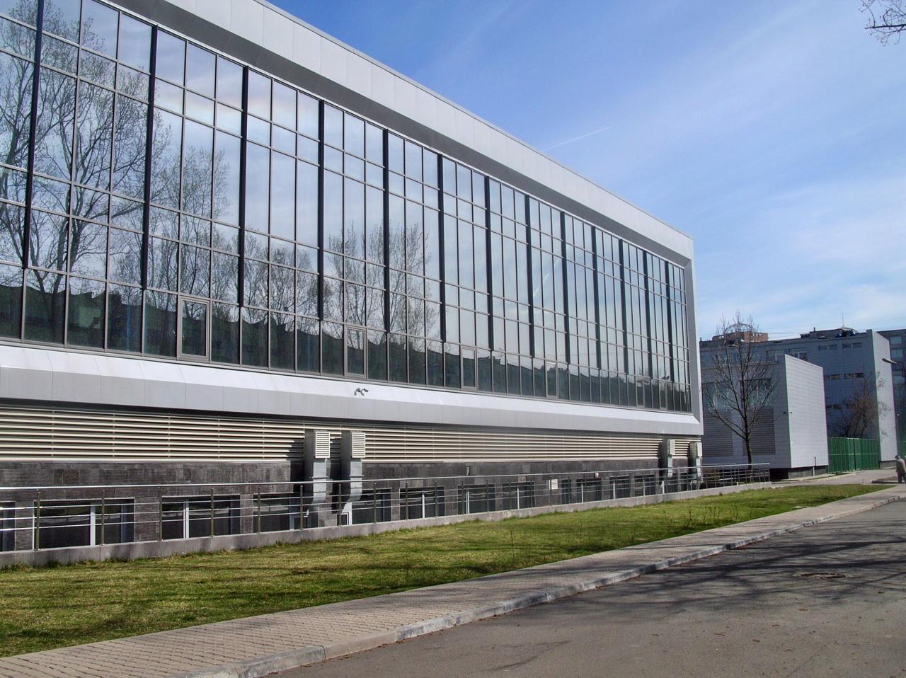 Школа 305 фрунзенского района