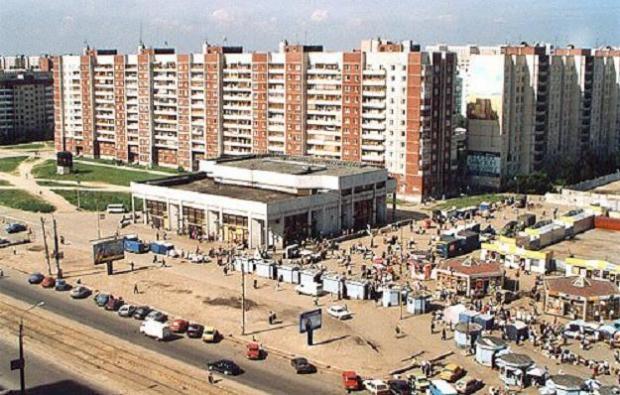 фото проспекта просвещения в санкт-петербурге