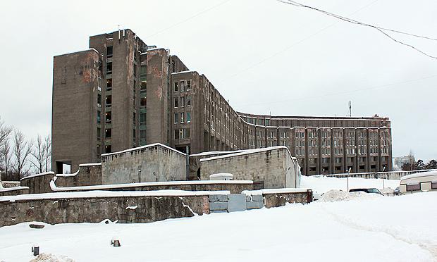 Больница им святого георгия