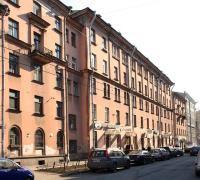 Улица Александра Невского, 9 в Санкт-Петербурге