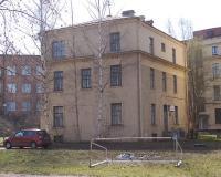 Фотография 1 из 1. Первый медицинский институт им. И. П. Павлова .  Архив.